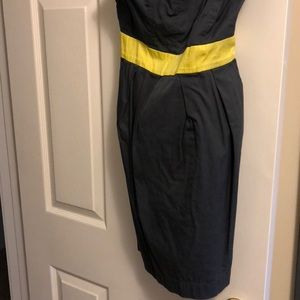 GO international -target Dresses - Strapless cotton dress